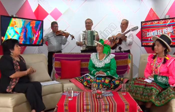 Entrevista a las intérpretes Lupita Matos y Sharon de la Cruz