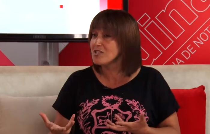 """Conversamos con Sonaly Tuesta: conductora del programa de tv """"Costumbres"""""""