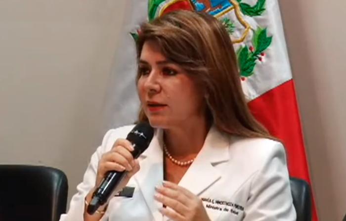 Primer caso de coronavirus en el Perú