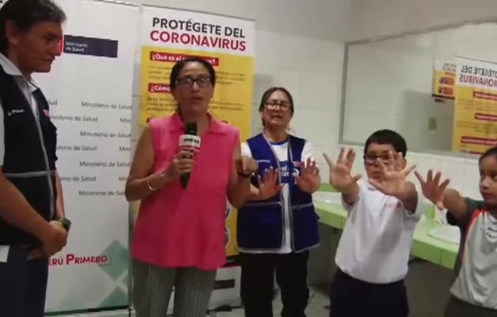 Coronavirus en el Perú: ¿cómo prevenirlo?