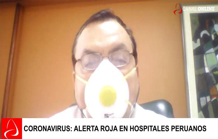 Coronavirus: hospitales en alerta roja