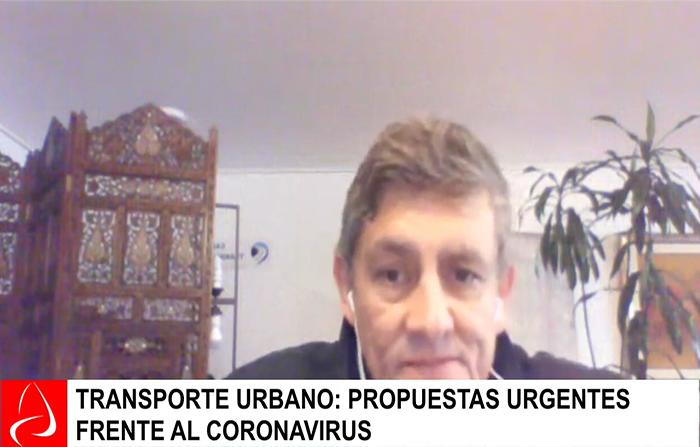 Propuestas urgentes para el transporte público