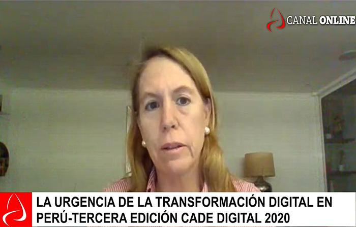 LA URGENCIA DE LA TRANSFORMACIÓN DIGITAL EN PERÚ-TERCERA EDICIÓN CADE DIGITAL 2020