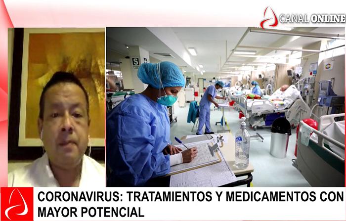 Coronavirus: tratamientos y medicamentos con mayor potencial