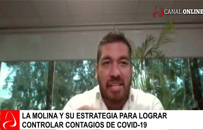 La Molina y su estrategia para lograr controlar contagios de covid-19