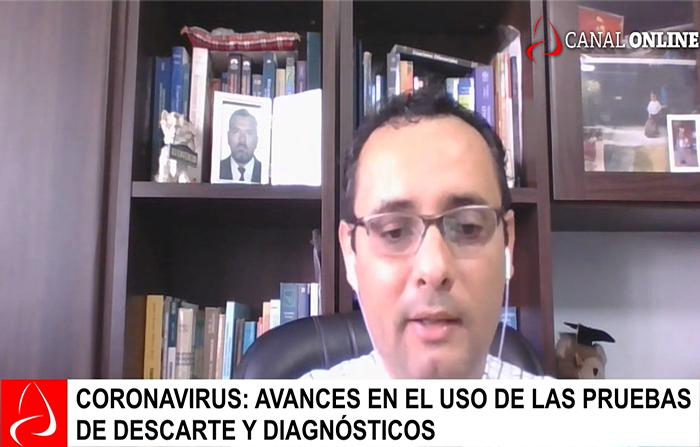 Coronavirus: avances en el uso de las pruebas de descarte y diagnósticos