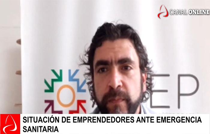 Situación de emprendedores ante emergencia sanitaria