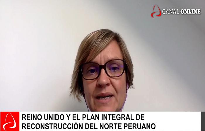 Reino Unido y el plan integral de reconstrucción del norte peruano