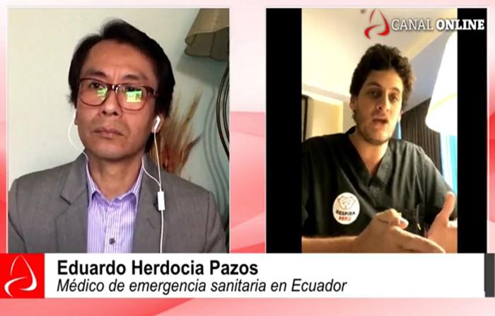 Covid 19 desde la experiencia médica ecuatoriana