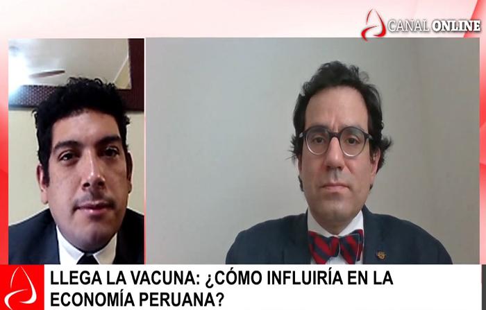 Llega la vacuna: ¿cómo influiría en la Economía peruana?