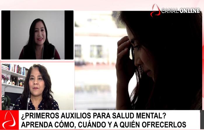 ¿Primeros auxilios para salud mental? Aprenda cómo, cuándo y a quién ofrecerlos