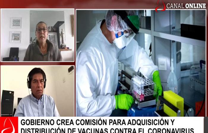 Vacuna contra el covid-19: Gobierno designa comisión para su adquisición y distribución
