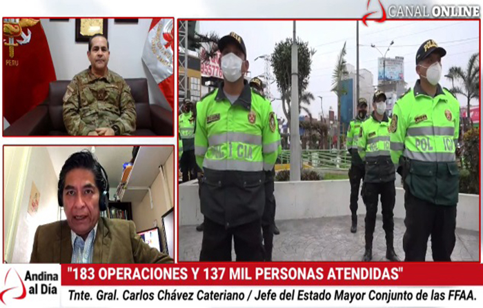 Operación Tayta: ¿A cuántas personas ha atendido?