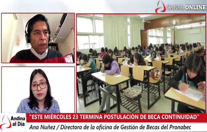 EN VIVO: Pronabec: ¡Atención estudiantes! Toda la oferta de bacas universitarias