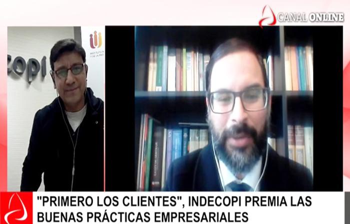 """""""Primero los clientes"""", Indecopi premia las buenas prácticas empresariales - parte 1"""