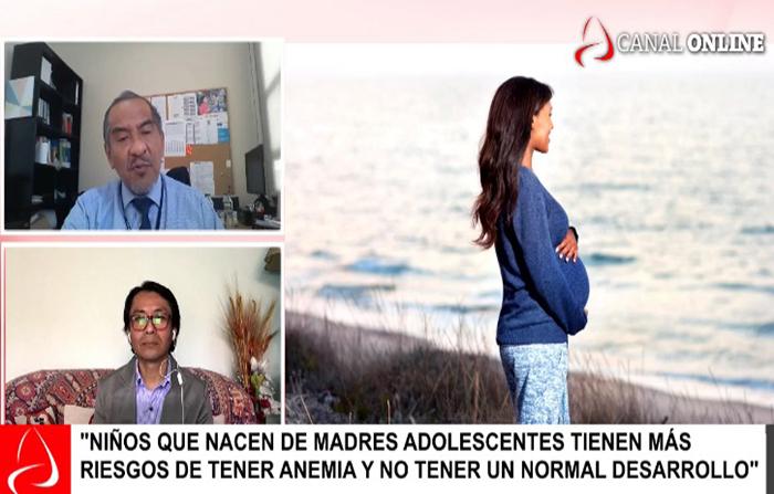 Embarazo en adolescentes, ¿cómo disminuir las cifras en Perú?