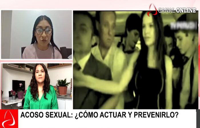 Acoso sexual: ¿Cómo actuar y prevenirlo?