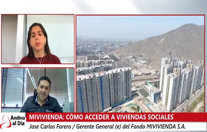 EN VIVO: Viviendas de interés social ¿cómo acceder a ellas?