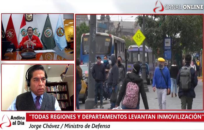 EN VIVO: ¡Atención! Estas son las nuevas medidas dispuestas por el Gobierno
