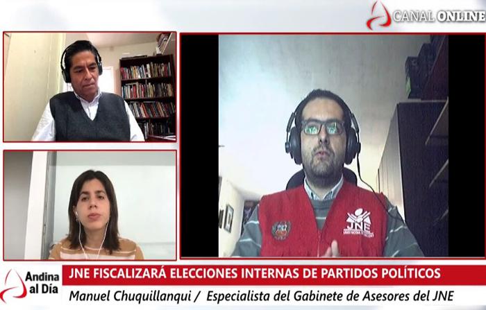EN VIVO: Elecciones internas de partidos políticos
