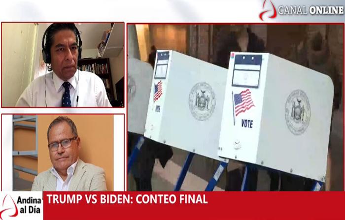 EN VIVO: Conteo final en EE.UU