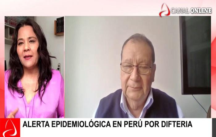 Alerta epidemiológica en Perú por difteria