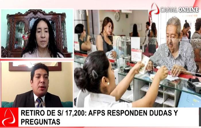 Retiro de S/ 17,200: AFPs responden dudas y preguntas