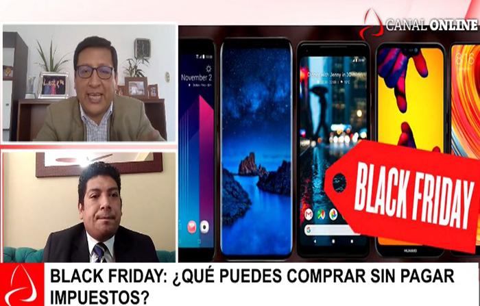 Black Friday: ¿qué puedes comprar sin pagar impuestos?