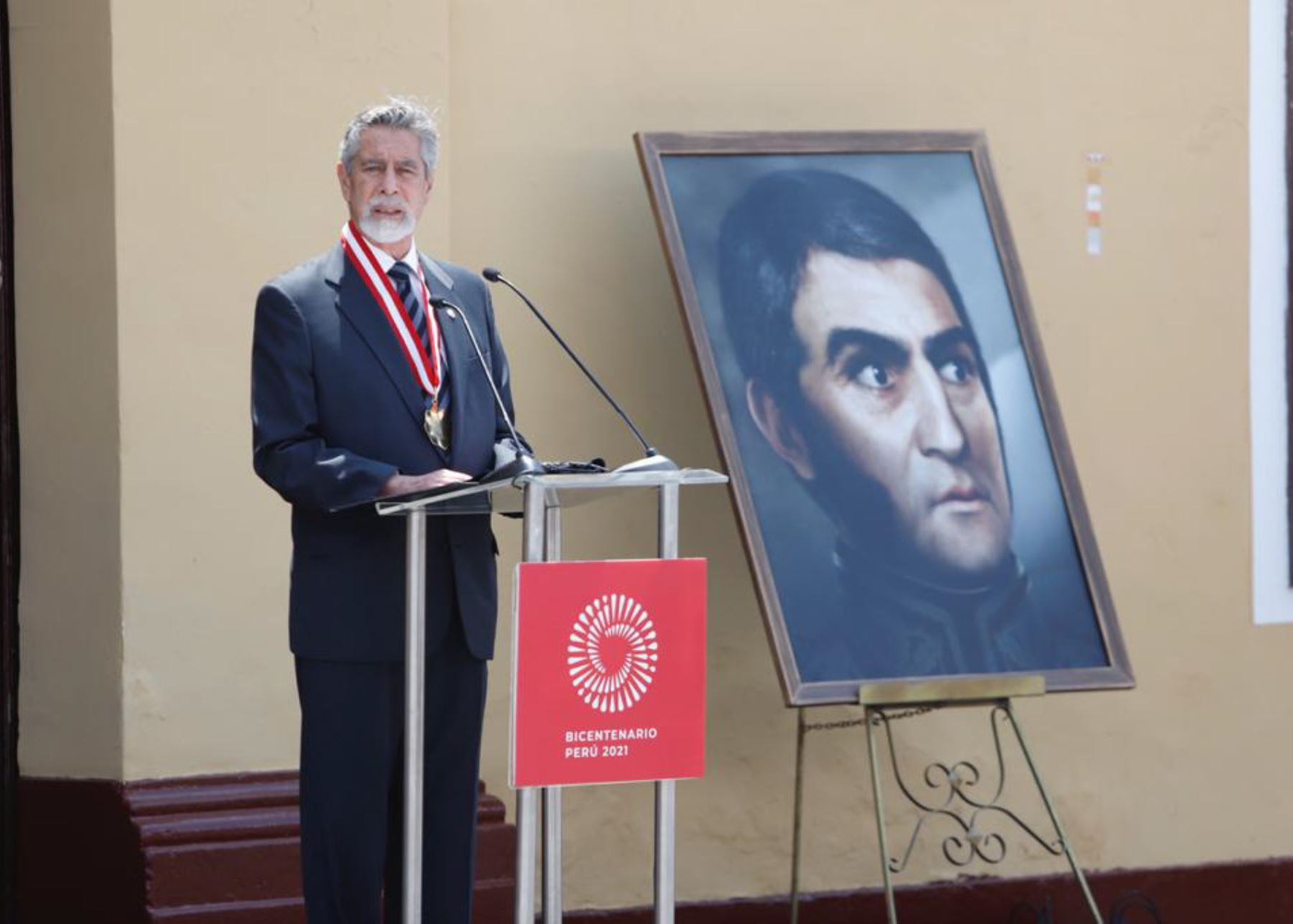 EN VIVO: Presidente Francisco Sagasti en Huaura