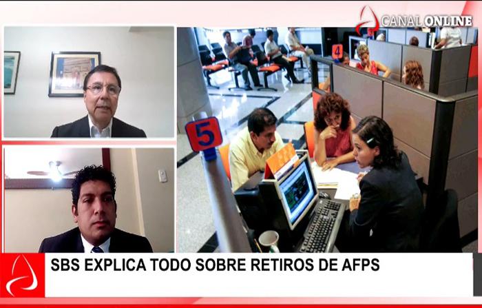 AFP: SBS te orienta sobre retiro de fondos de pensiones