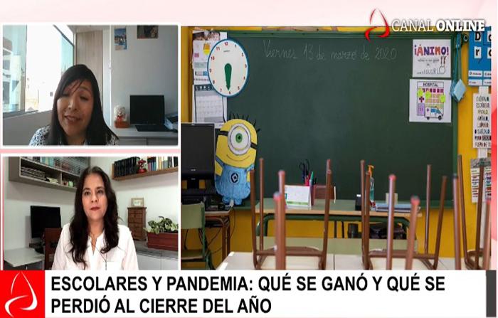 Escolares y pandemia: qué se ganó y qué se perdió al cierre del año