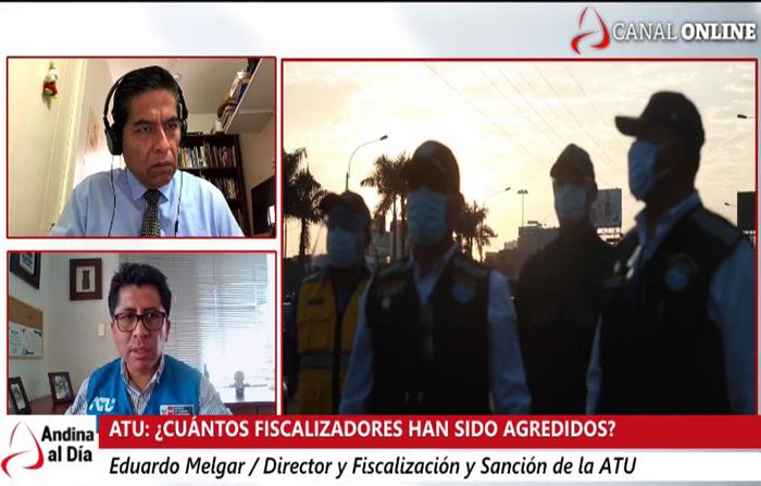 EN VIVO: ATU: hoy audiencia de prisión preventiva para chofer que atropelló a fiscalizadora