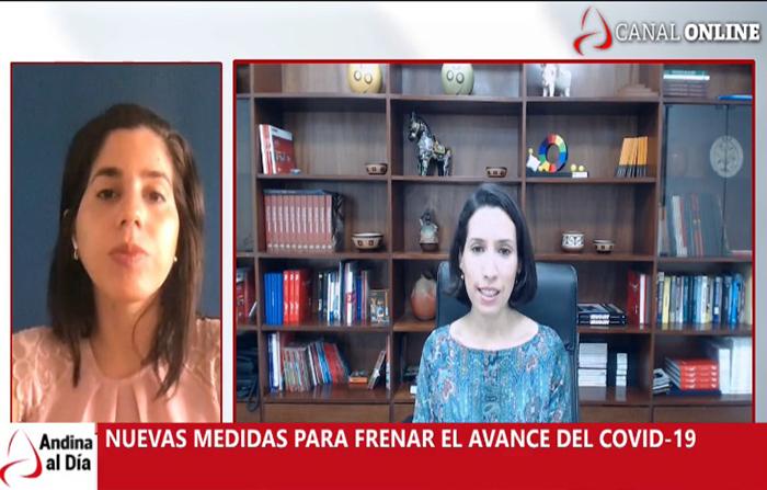 EN VIVO: Ya es oficial: nuevas medidas ante avance de covid-19