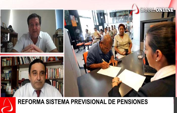 AFP: ¿Qué plantea la reforma de pensiones?