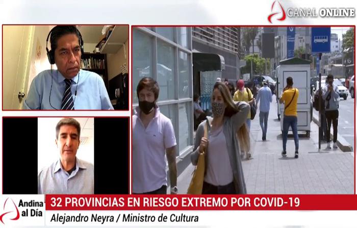 EN VIVO: Qué provincias son de riesgo extremo y cuáles son las medidas
