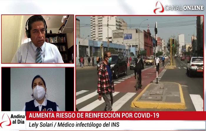 EN VIVO: Covid-19: aumenta riesgo de reinfección