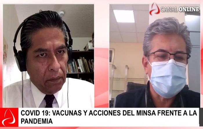 ¡Atención! Cómo avanza la vacunación covid-19 en el Perú