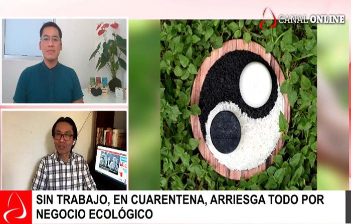 Reinvéntate Perú: En cuarentena arriesgó todo por negocio ecológico