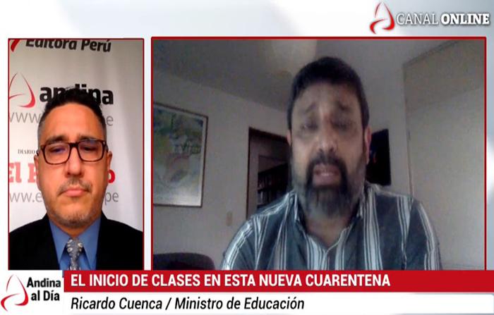 ENVIVO: La educación en el Perú y el inicio del año escolar