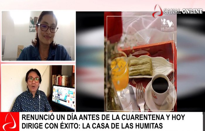 """Reinvéntate Perú: conoce """"La casita de las humitas"""", inspirada en la cuarentena"""