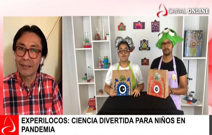 Reinvéntate Perú: Conozcamos a los Experilocos