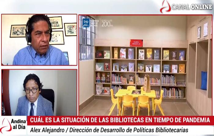 EN VIVO: Las bibliotecas públicas se preparan para reabrir sus puertas