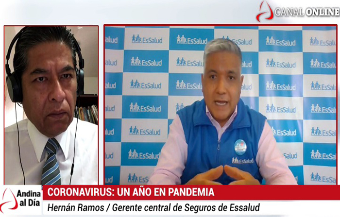 EN VIVO: Cómo enfrentó EsSalud a la pandemia