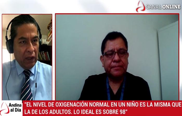 EN VIVO: Covid-19: cómo atendieron a los niños en UCI-INSN de Breña