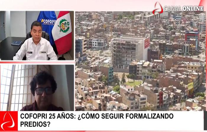 Cofopri 25 años: El reto de formalizar predios en Perú