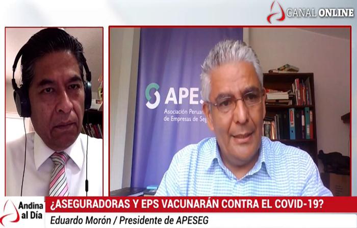 EN VIVO: ¿Las aseguradoras de salud podrán vacunar contra el covid-19?