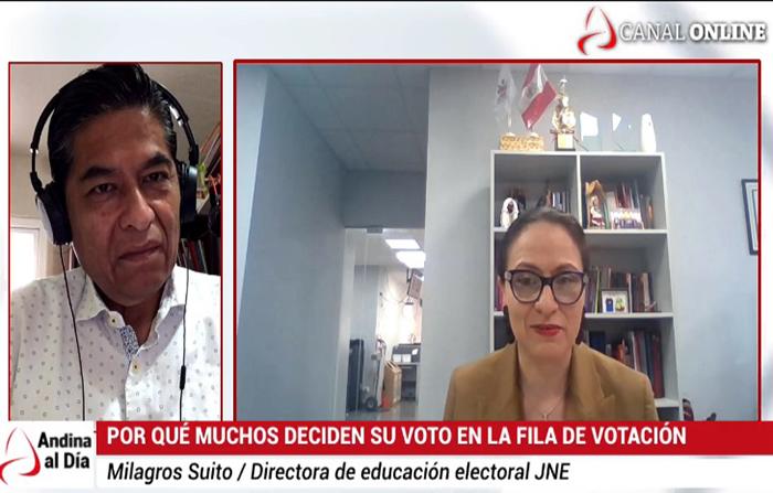 EN VIVO: ¿Están preparados los peruanos para un voto responsable?