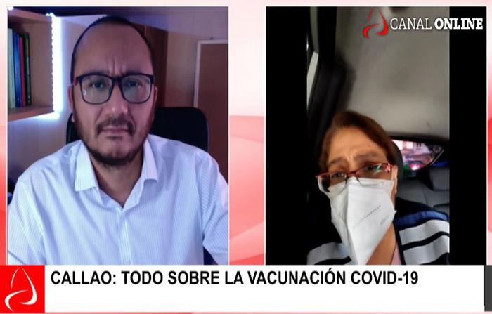 Callao: Todo sobre la vacunación Covid-19