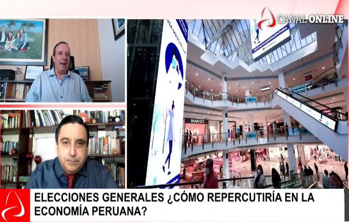 Elecciones Generales ¿cómo repercutiría en la economía peruana?