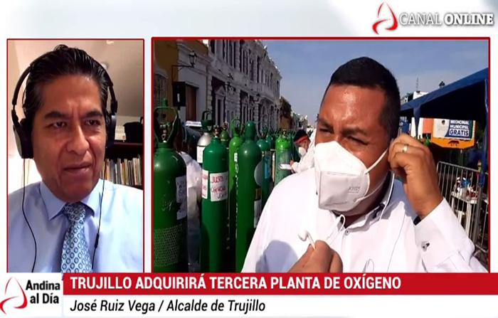 EN VIVO: Cómo vive Trujillo la situación de pandemia con el covid-19